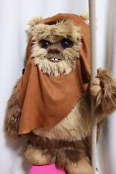Wicket Real Size Star Wars World Limited Stuffed Doll Collectible Free Shipping