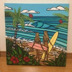 Heather Brown Art Print Set Hawaii Genuine Serial Number Free Shipping From Jp