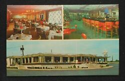 1960s Interiors Bordentown Grill And Bar Diner Routes 130 And 206 Bordentown Nj