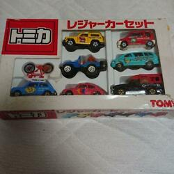 Made In Japan Tomy Tomica Leisure Cars Set Rare From Japan F/s