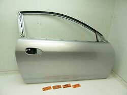 FOR 02 03 04 05 06 RSX PASSENGER RIGHT R RH SIDE SILVER DOOR PANEL CAR S NH-623M