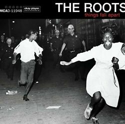 The Roots - Things Fall Apart [new Vinyl Lp] Explicit, Deluxe Ed