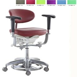 Microscope Dynamic Chair Foot Controlled Dental Medical Seat Dentist Chair