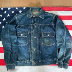 Levi's 507xx 2nd Paper Patch Vintage Mens M From Japan F/s
