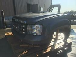 2013 Gmc Sierra 2500 3500 Charcoal Front End Assembly Complete Cooling 12 13 14