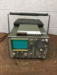 Oem Hp Time Interval Multimeter 1725a Oscilloscope 275mhz