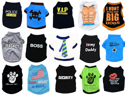 Chihuahua Puppy Sweater Coat Clothes For Small Pet Dog Warm Clothing Apparel USA $6.93