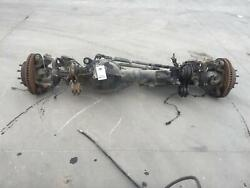 2014 Dodge 2500 3500 Front Axle Assembly 4.10 Ratio 13 14 15 16 17
