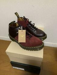 Dr. Martens Engineered Garments Collaboration Mens Shoes Suede Leather Unused Fs