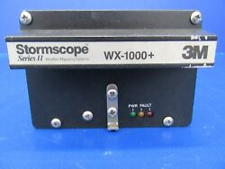 3m Stormscope Series Ii Wx1000 And Processor 78-8051-9160-4 1019-41