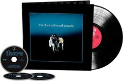 The Doors - The Soft Parade 50th Anniversary Deluxe Edition 3cd/1lp [new Cd]