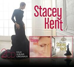 Stacey Kent - Stacey Kent Tenderly / I Know I Dream [new Cd] Germany - Import