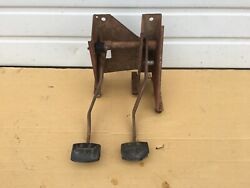 66-77 Early Classic Ford Bronco Clutch Brake Pedal Assembly Mount 1966-1977