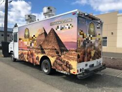 27' GMC Multi-Purpose Food Truck w 2018 Kitchen Build-Out for Sale in Washingto