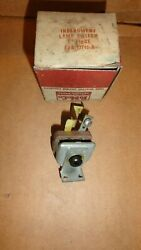 Nos 1951-54 Ford Instrument Panel Dimmer Switch Fomoco Faa13740a
