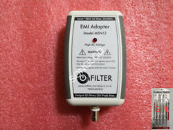 Onfilter Msn12 Emi Adapter Used And Tested With Warranty Free Dhl Or Ems
