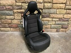 2014 2015 2016 2017 2018 Corvette C7 Z06 Seat Competition Package Leather Suede