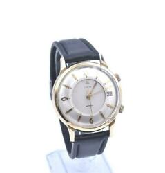 Lecoultre Momovox 10k Yellow Gold-filled Wristwatch