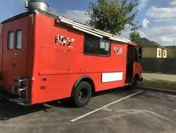Used Chevrolet P30 5.7L Food TruckMobile Food Unit in Great Working Order for S