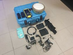Foif A30 Gnss Receiver Complete Set With Controller Case Batteries Chatgers