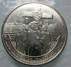 1984 Jacques Brilliant Uncirculated Dollar Coin