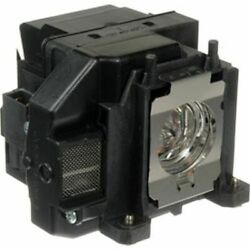 Replacement Bulb For Epson Powerlite 595wi Lamp And Housing