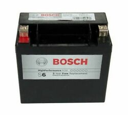 Mercedes Benz Secondary Backup Auxiliary Power Supply Battery Agm Bosch Original