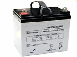 Replacement Battery For Simplicity Champion 27/52 Zero-turn Mower 340cca 12v