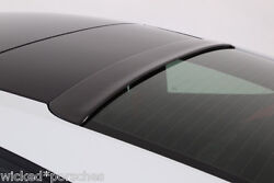 Porsche 991 Turbo And Carrera Rear Window Roof Spoiler Fits 2012 To 2018