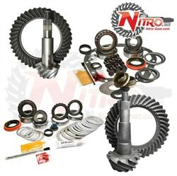 Nitro Gear Gpsd11plus-4.30 Gear Package Kit 4.30 Ratio For 11-16 Ford F-250