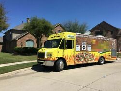 2015 Pizza Food Truck  Gently Used Mobile Food Unit in Very Good Shape for Sale