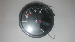 Chevrolet Special Product - Factory Tachometer 0-8,000 Range Used