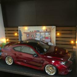 Tetsujin Lexus Rc F Custom Car Model With New Parts Led Free Shipping From Japan