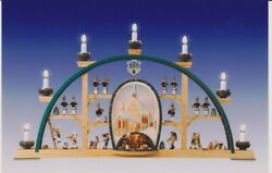 Candle Arches Freiberg Electric Bxhxt 27 58x15 1116x2in New Illuminated Arch