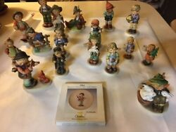 Vintage Hummel Collection. Excellent Pricing And Collection Filler With Bonus