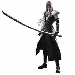 FINAL FANTASY VII ADVENT CHILDREN PLAY ARTS Kai Sephiroth Figure SQUARE ENIX