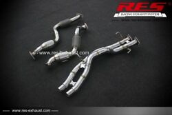 Res Racing Cat With Cat Downpipe For Q7 4l 2005-2015 3.6