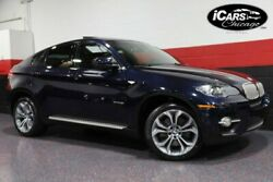 2011 BMW X6 50i Sport 2-Owner 56917 Miles Comfort Access 2011 BMW X6 50i Sport 2-Owner 56917 Miles Comfort Access Panoramic Roof Serviced