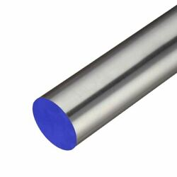 304 Stainless Steel Round Rod 3.500 3-1/2 Inch X 18 Inches