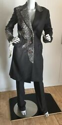 Gianfranco Ferre Made In Italy Suit Pants And Coat Gray Color Vintage Size 42