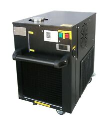 Recirculating Chiller, Ubc Cold 208v-1-60hz Portable With Locking Casters
