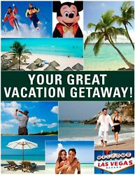 Increase Sales And Leads Giving Away Vacation And Restaurant Certificate Incentives