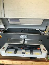 (2 MACHINES + MORE) DTG M2 Direct to Garment T-Shirt Printer ($54490 in VALUE)