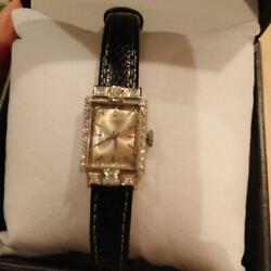 IWC Antique Watch Ladies Watch Manual winding Rolex ROLEX series From Japan FS
