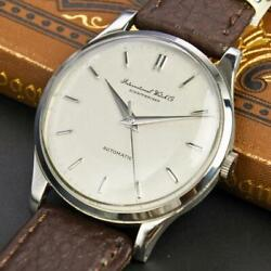 Cal.853 Automatic [self‐winding] Watch Antique 1960and039s Japan Free Shipping