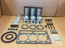 Tafe 45 Di Tractor With Simpson S325 Engine Overhaul Kit