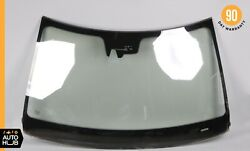 Mercedes W216 Cl550 Cl600 Front Windshield Glass W/ Night Vision Lane Assist Oem