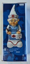 Nurse Medical Thematic Garden Yard Office Gnome New 11 Inches