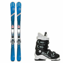 Rossignol Experience 74 Womens Ski Package 2020