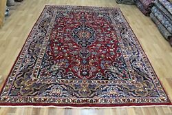 An Outstanding Handmade Persian Mashad Carpet In Great Condition 300 X 200 Cm